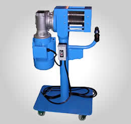 Wire Rod End Grinding Machine