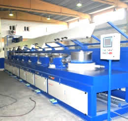 UMS 600 Wire Drawing Machines